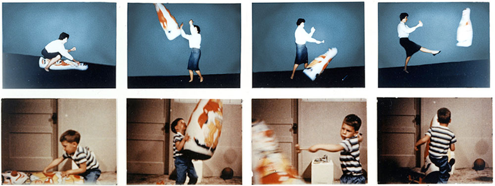 Learning - Bobo doll experiment