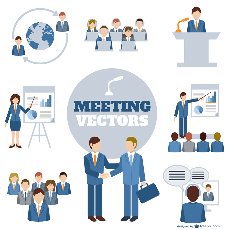 Meeting vectors
