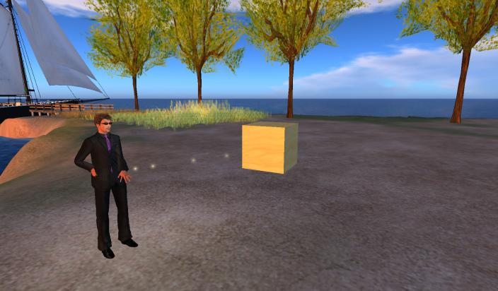 building in EDU sandbox