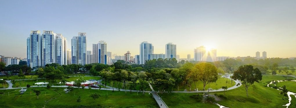Sustainable City - image courtesy of GlobeScan.com