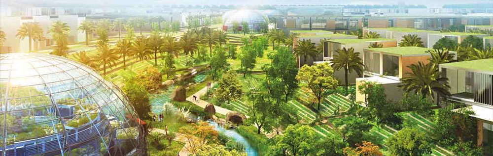 Green City design courtesy of Baharash Architecture